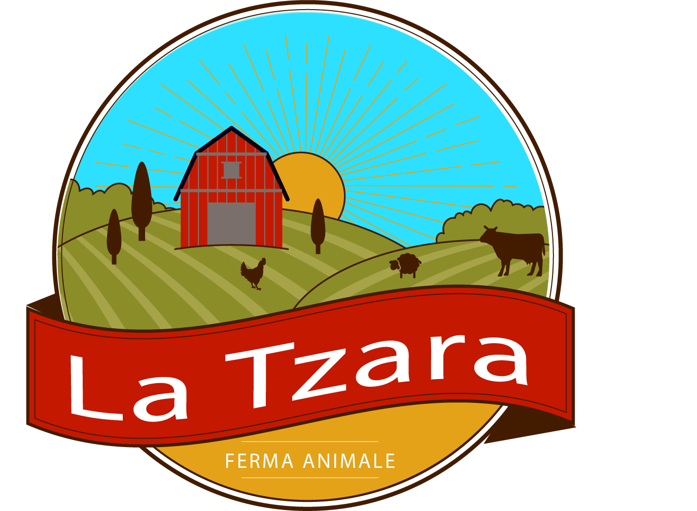 Ferma Animale La Tzara