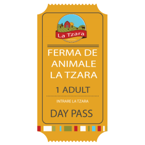 Ferma animale Day pass